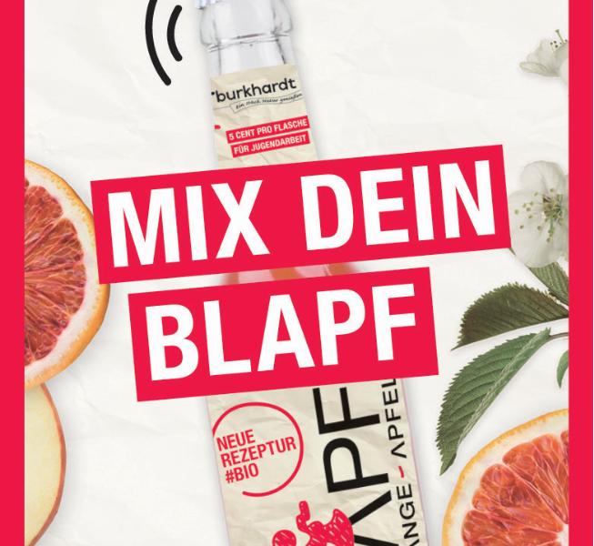 """""""Mix dein BLAPF"""" – Eine Kiste für alkoholfreie Cocktails"""