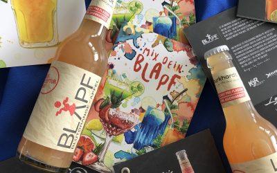 Mix dein BLAPF -Cocktailkarten